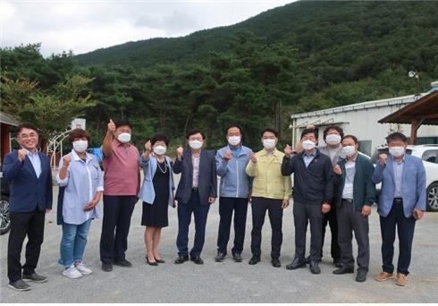 가은읍 교육발전위원회(위원장 김지현)저출산, 고령화로 인한 지역 학령인구감소에 따른 지속가능한 학교만들기 프로젝트 !!